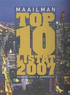 Maailman top 10 -listat 2007, Russell Ash