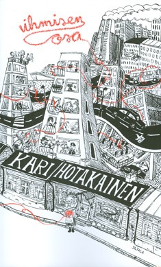 Ihmisen osa, Kari Hotakainen