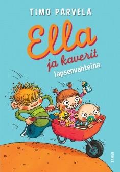Ella ja kaverit lapsenvahteina, Timo Parvela