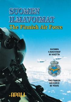 Suomen ilmavoimat 85 vuotta = The Finnish air force 85 years, Leena Tiainen