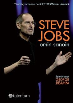 Steve Jobs omin sanoin, Steve Jobs