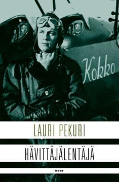 Hävittäjälentäjä, Lauri Pekuri