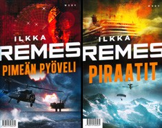 Piraatit ; Pimeän pyöveli, Ilkka Remes