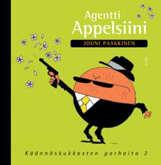 Agentti Appelsiini, Jouni Paakkinen