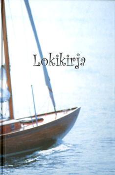 Lokikirja purjevene,