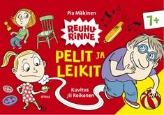 Pelit ja leikit, Pia Mäkinen