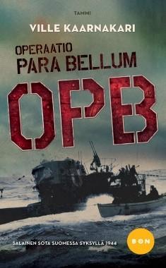 Operaatio Para Bellum, Ville Kaarnakari