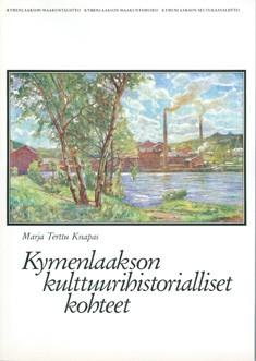 Kymenlaakson kulttuurihistorialliset kohteet, Marja Terttu Knapas