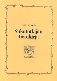 Sukututkijan tietokirja, Sirkka Karskela