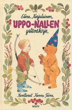 Uppo-Nallen ystäväkirja, Elina Karjalainen