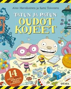 Tatun ja Patun oudot kojeet, Aino Havukainen