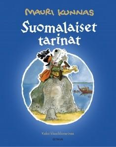 Suomalaiset tarinat (yhteisnide) : Koirien Kalevala : Seitsemän koiraveljestä, Mauri Kunnas