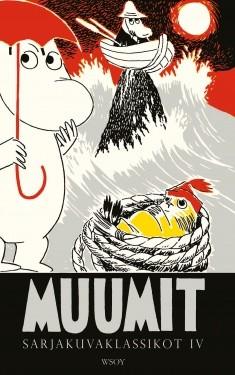 Muumit : sarjakuvaklassikot. 4, Tove Jansson