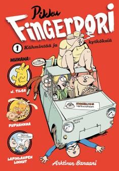 Pikku Fingerpori. 1, kähmintää ja kytköksiä, Pertti Jarla