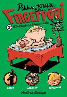 Pikku-Fingerpori. 3, Kinkkuja ja kiusauksia, Pertti Jarla
