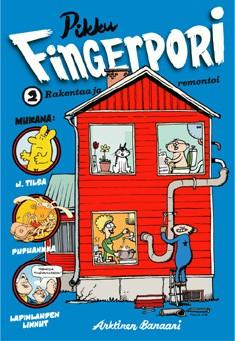Pikku Fingerpori. 2, rakentaa ja remontoi, Pertti Jarla