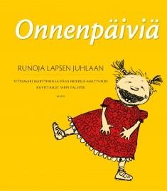 Onnenpäiviä : runoja lapsen juhlaan, Päivi Heikkilä-Halttunen