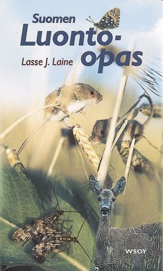Suomen luonto-opas, Lasse J. Laine