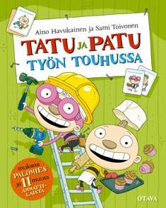 Tatu ja Patu työn touhussa, Aino Havukainen