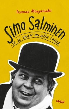 Simo Salminen : se se vaan on sillä lailla, Tuomas Marjamäki