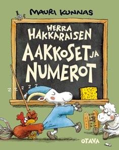 Herra Hakkaraisen aakkoset ja numerot, Mauri Kunnas
