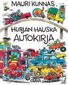 Hurjan hauska autokirja, Mauri Kunnas