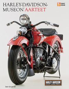 Harley-Davidson -museon aarteet, Dain Gingerelli