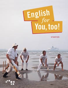 English for you, too!. Starter, Britta Jokela