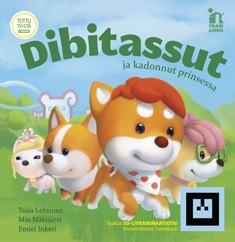 Dibitassut ja kadonnut prinsessa, Tuija Lehtinen
