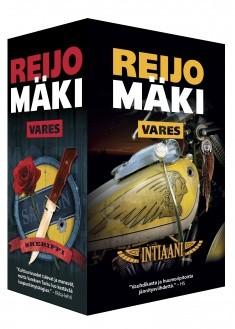 Suomen Länsi -trilogia : Sheriffi : Intiaani : Cowboy, Reijo Mäki