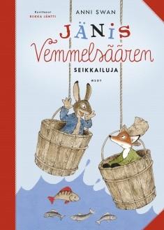Jänis Vemmelsäären seikkailuja, Anni Swan