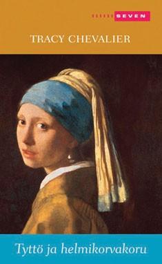 Tyttö ja helmikorvakoru, Tracy Chevalier