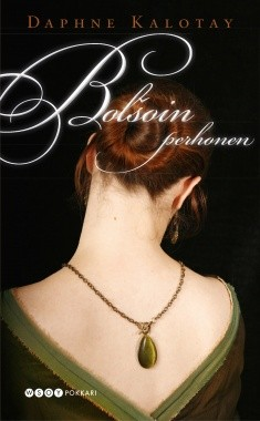 Bolšoin perhonen, Daphne Kalotay