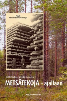Metsätekoja - ajallaan, Heikki Lindroos