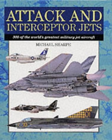 Attack and interceptor jets, Michael Sharpe