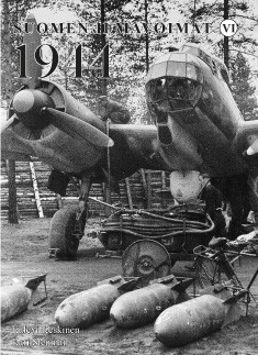 Suomen ilmavoimat = Finnish Air Force. [6], 1944, Kalevi Keskinen