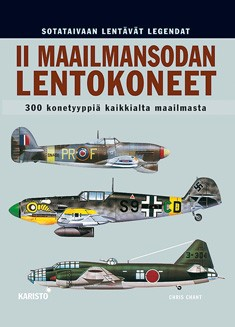 II maailmansodan lentokoneet, Chris Chant
