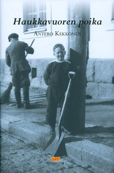 Haukkavuoren poika, Antero Kekkonen