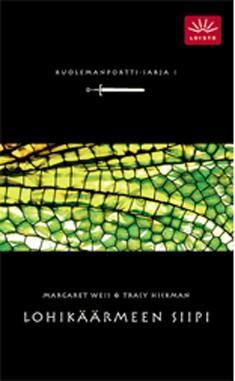 Lohikäärmeen siipi, Margaret Weis