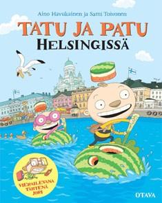 Tatu ja Patu Helsingissä, Aino Havukainen