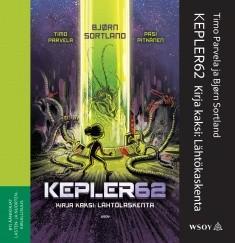 Kepler62: Kirja kaksi - Lähtölaskenta, Timo Parvela