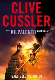 Kilpalento, Clive Cussler
