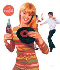 Coca-Cola : 50 vuotta suomalaisten hyvissä hetkissä, Iris Haikonen