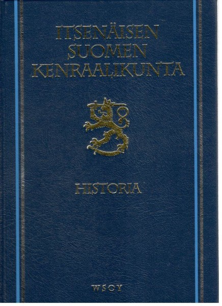 Itsenäisen Suomen Kenraalikunta 1918-1996, osat I ja II, Veli-Matti Syrjö