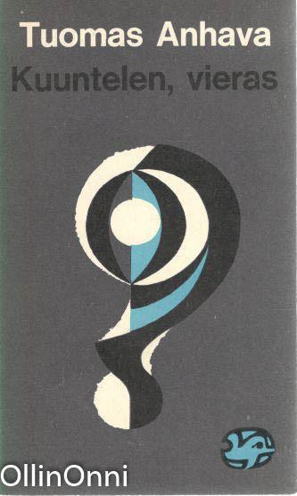 Kuuntelen, vieras - Valikoima klassillisia japanilaisia tanka-runoja, Tuomas Anhava