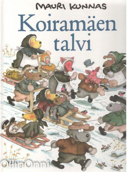Mauri Kunnas Kirjajoulukalenteri
