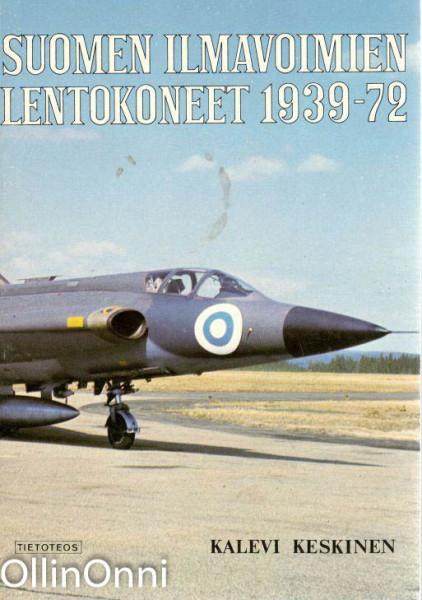 Suomen ilmavoimien lentokoneet 1939-72, Kalevi Keskinen