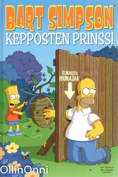 Bart Simpson : kepposten prinssi, Matt Groening