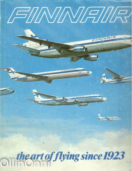 Finnair : the art of flying since 1923, John Wegg