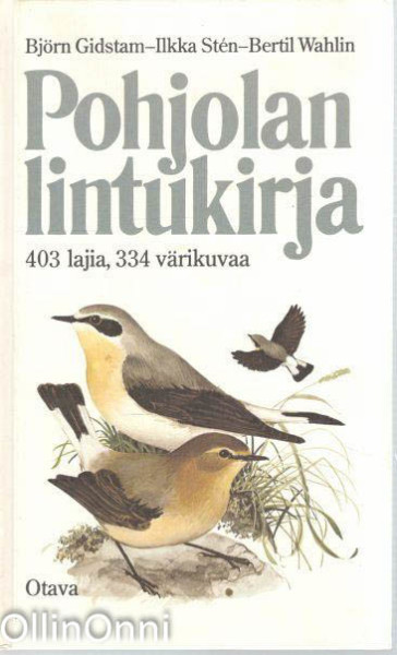 Pohjolan lintukirja, Björn Gidstam